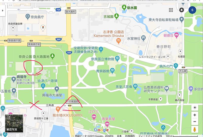 春日大社 アクセス