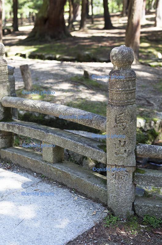 奈良公園 馬出橋